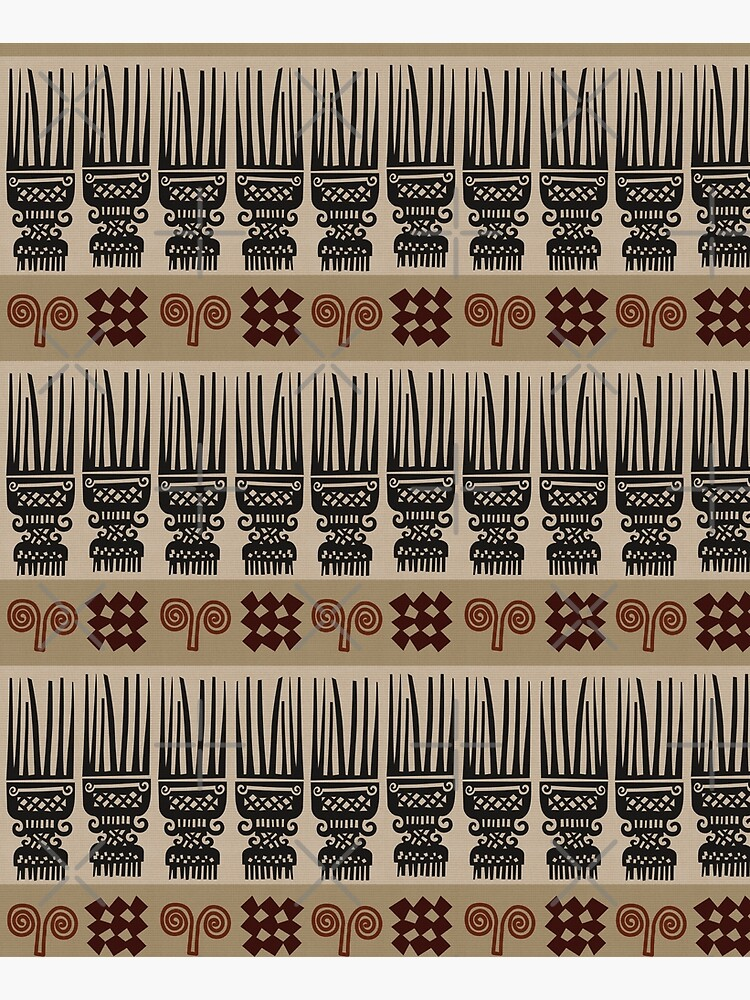 African Fabric by WendyLeyten