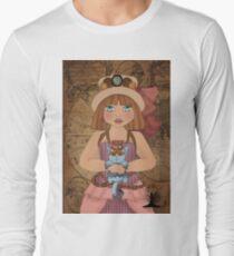 Steampunk  Long Sleeve T-Shirt