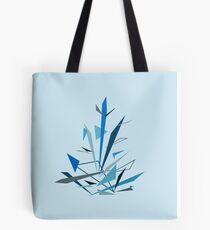 Sapphire Starburst Tote Bag