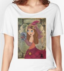 Steampunk Women's Relaxed Fit T-Shirt