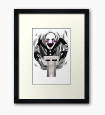 The Puppet and his Child Framed Print