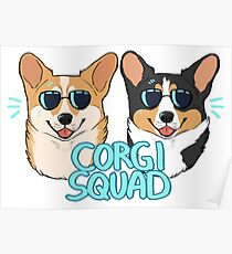 CORGI SQUAD - (The Doctor and the Queen) Poster