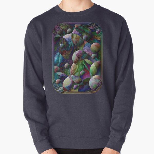 Orbs 4 Pullover Sweatshirt