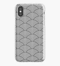Japanes style pattern iPhone Case