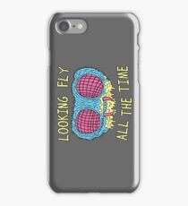 Looking Fly iPhone Case/Skin