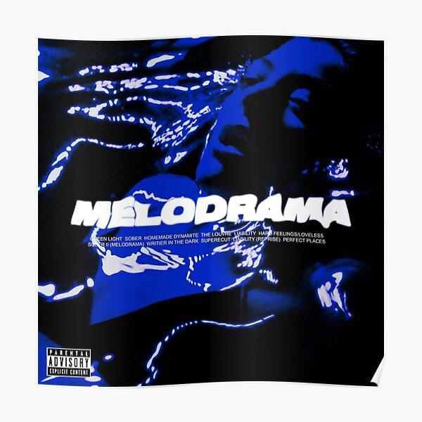 I Call From Underwater (Alternate) - Hard Feelings - Lorde Poster