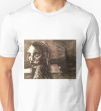 Girl With Broken Chain T-Shirt