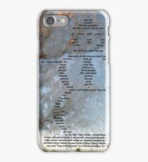 Frost & Snow iPhone Case/Skin