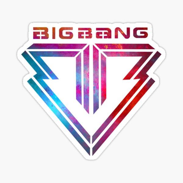 Big Bang - smokey Sticker
