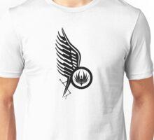 Starbucks Tattoo BSG Unisex T-Shirt