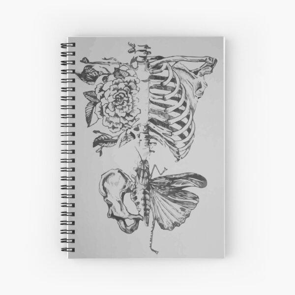 Soft anatomy Spiral Notebook