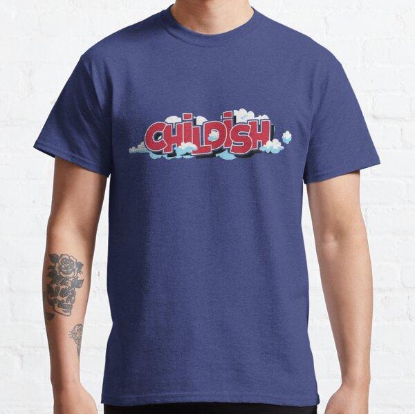 TGFBRO CHILDISH 'THEME PARK'  Classic T-Shirt