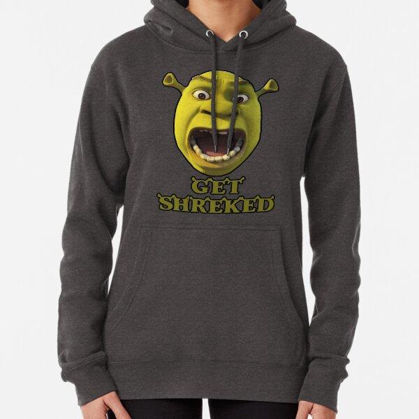 Get Shreked Pullover Hoodie