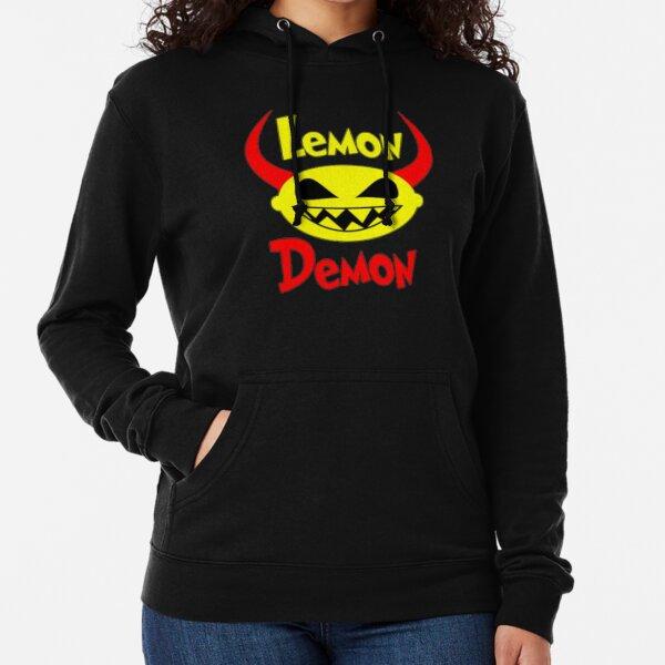 LEMON DEMON Lightweight Hoodie