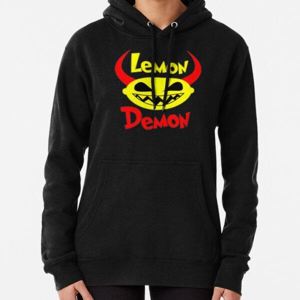 LEMON DEMON Pullover Hoodie