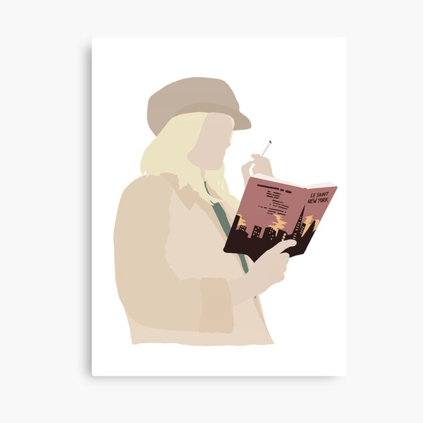 Shosanna, Inglorious Basterds (2009) Illustration Canvas Print