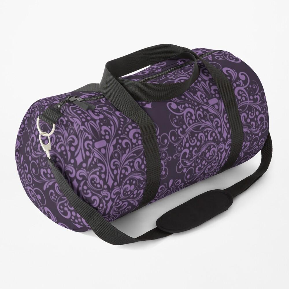 Damask Barok Duffle Bag