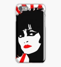siouxsie and the banshees iPhone Case/Skin
