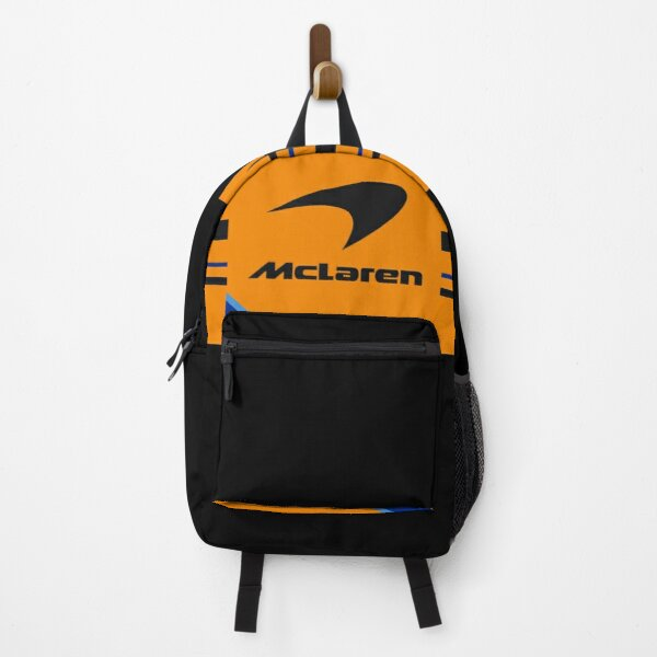 McLaren F1 logo abstract design formula 1 Backpack
