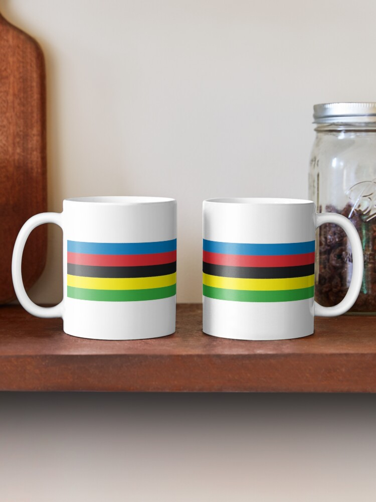 Alternate view of World Champion - Cycling - UCI Mug