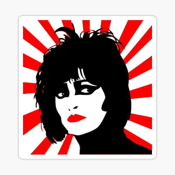 siouxsie and the banshees Sticker
