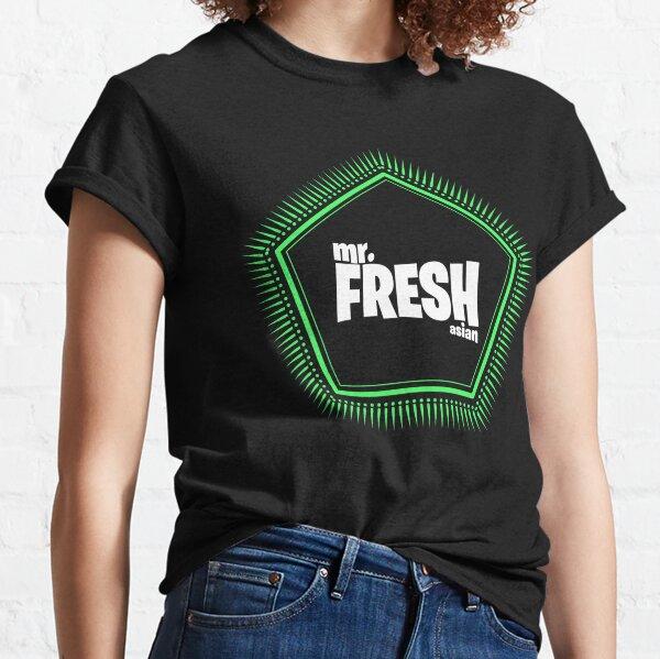 Mr. Fresh Asian - mrfreshasian Classic T-Shirt