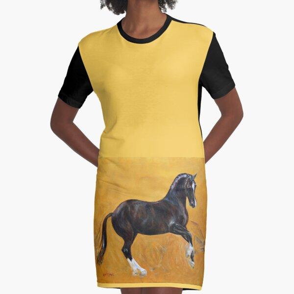 Valegro Graphic T-Shirt Dress