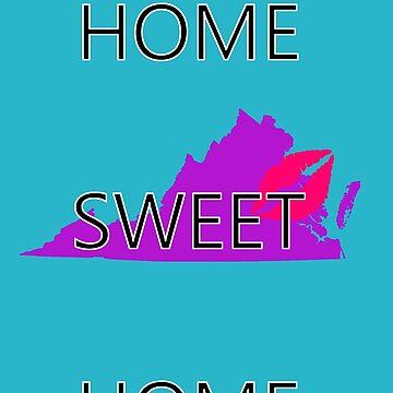 Virginia, My Home Sweet Home by thegoddamnhero