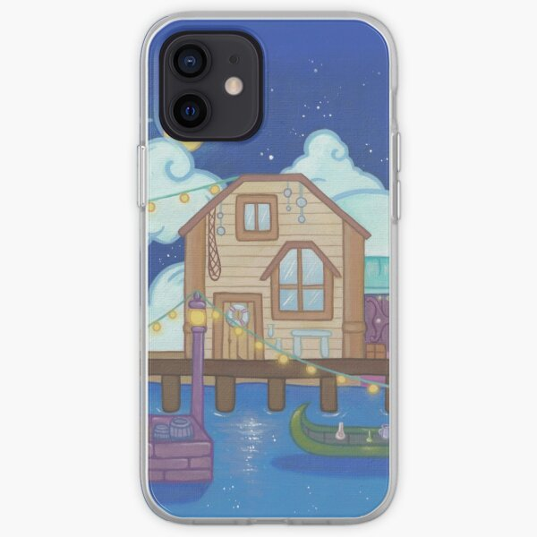 The Winter Market iPhone Soft Case