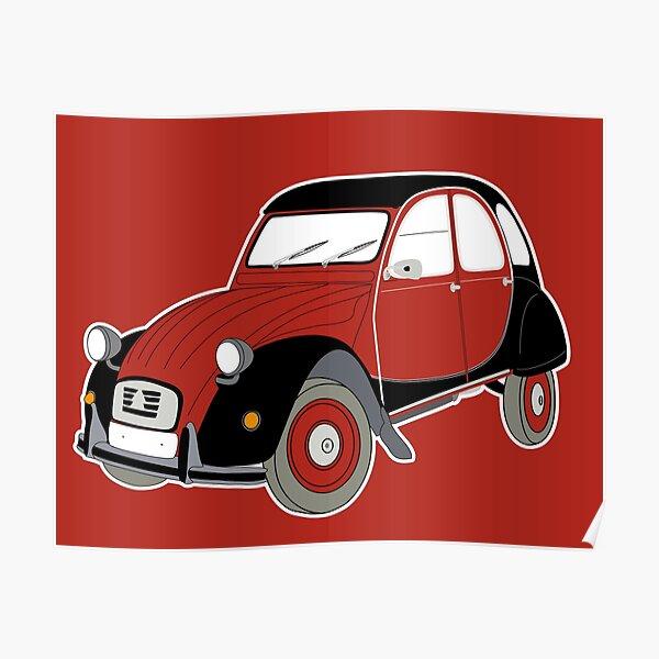 Citroën 2cv Charleston Poster
