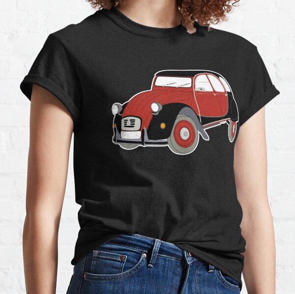 Citroën 2cv Charleston T-shirt classique