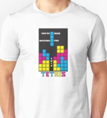 You've been waiting for this - Tetris T-Shirt