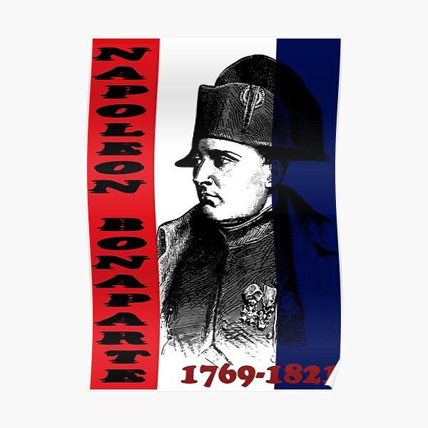 Napoléon Bonaparte Poster