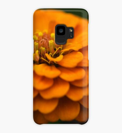 She wears a frilly frock in the summer Case/Skin for Samsung Galaxy
