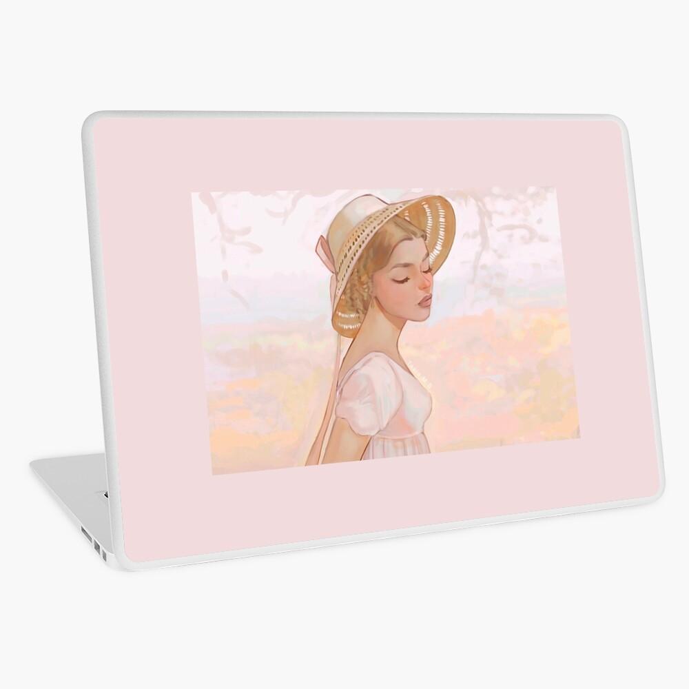 Emma ii Laptop Skin