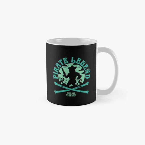 """Pirate Legend"" Sea of Thieves Design Mug classique"