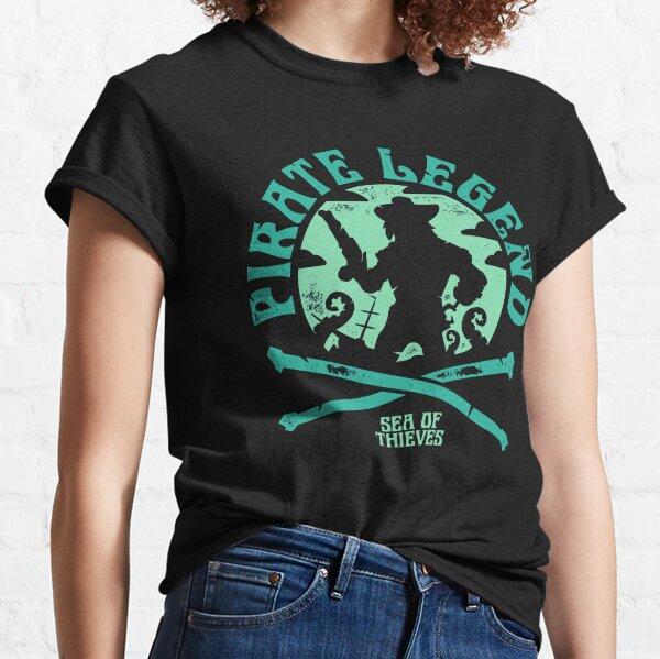 """Pirate Legend"" Sea of Thieves Design Classic T-Shirt"