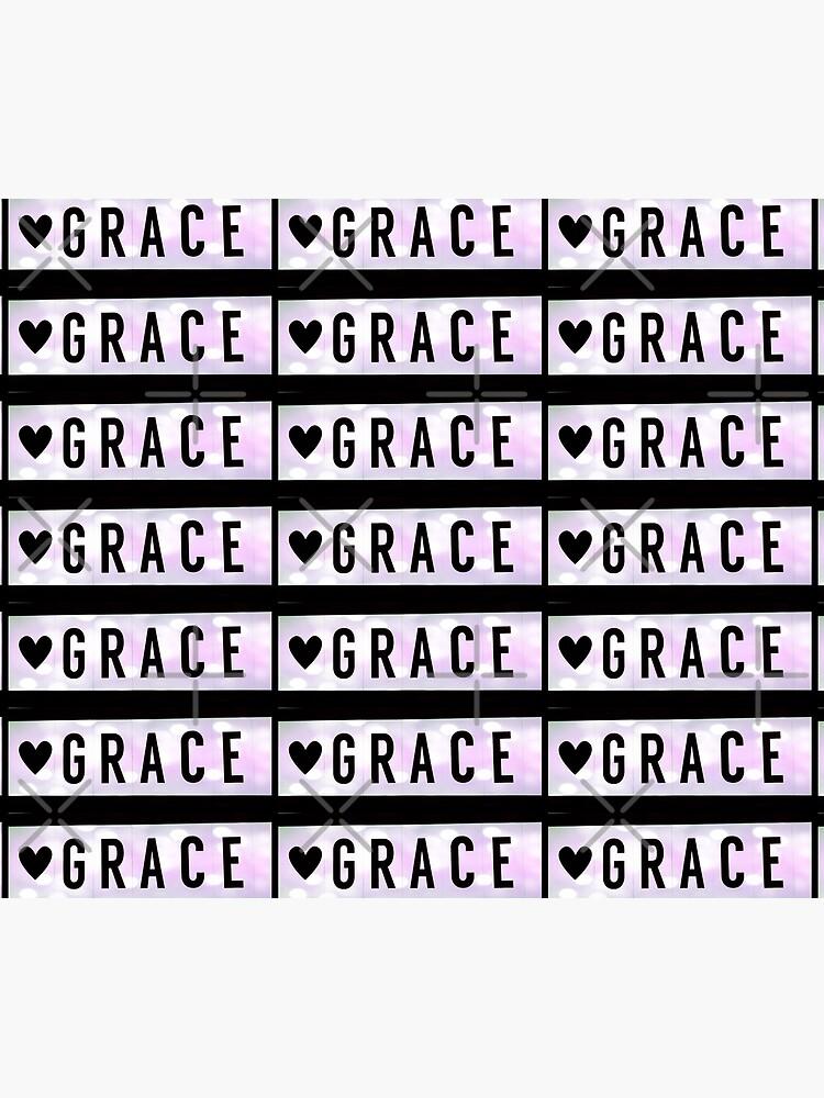 Grace magnet, Grace sticker by PicsByMi