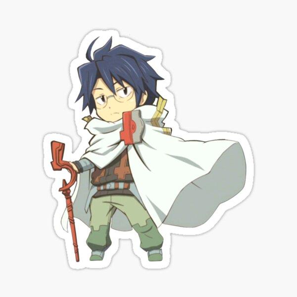 Log Horizon Shiroe Sticker