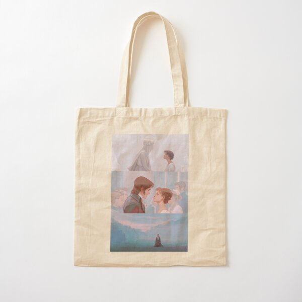 p & p Cotton Tote Bag