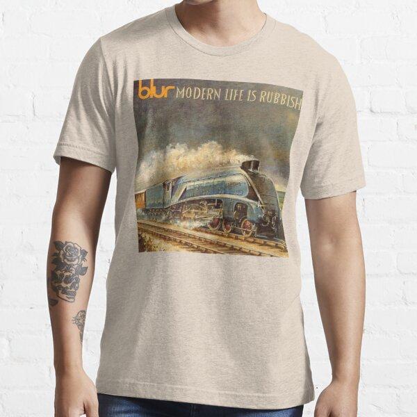 Modern Life Is Rubbish, Britpop, 1993, Throwback, Classic Alternative, indie, blur,  Essential T-Shirt