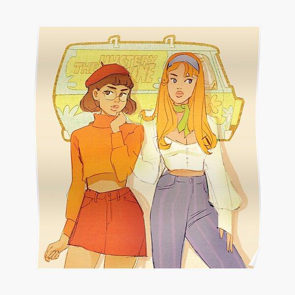 mystery solving girls Poster
