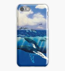 A Day at the Races iPhone Case/Skin