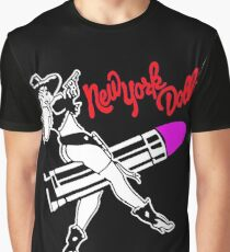 New York Dolls Graphic T-Shirt