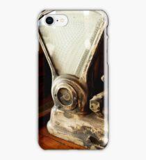 Vintage Scale iPhone Case/Skin