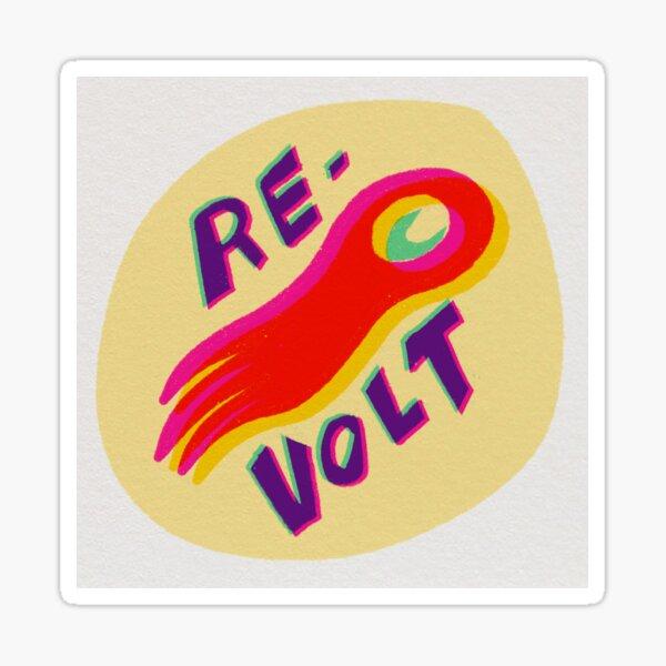 REVOLT! Sticker
