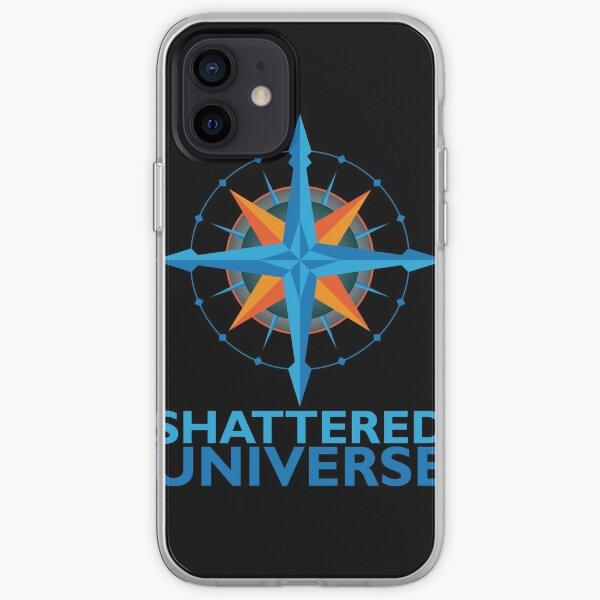 Shattered Universe Logo iPhone Soft Case
