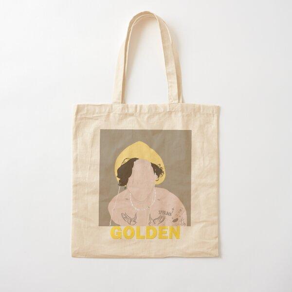 you're so golden Cotton Tote Bag