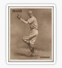 Grover C. Alexander Baseball Card Sticker