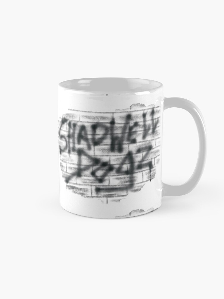 Alternate view of Shadwell Dogz Mug